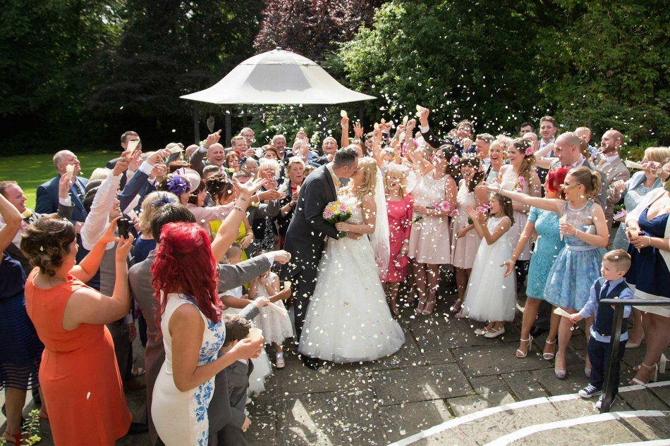 Deanwater Hotel Wedding Singer